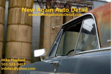 New Again Auto Detail Resource Section