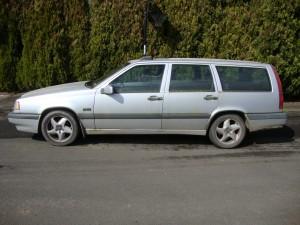 Volvo Exterior Before